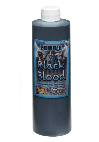 Zombie Black Blood