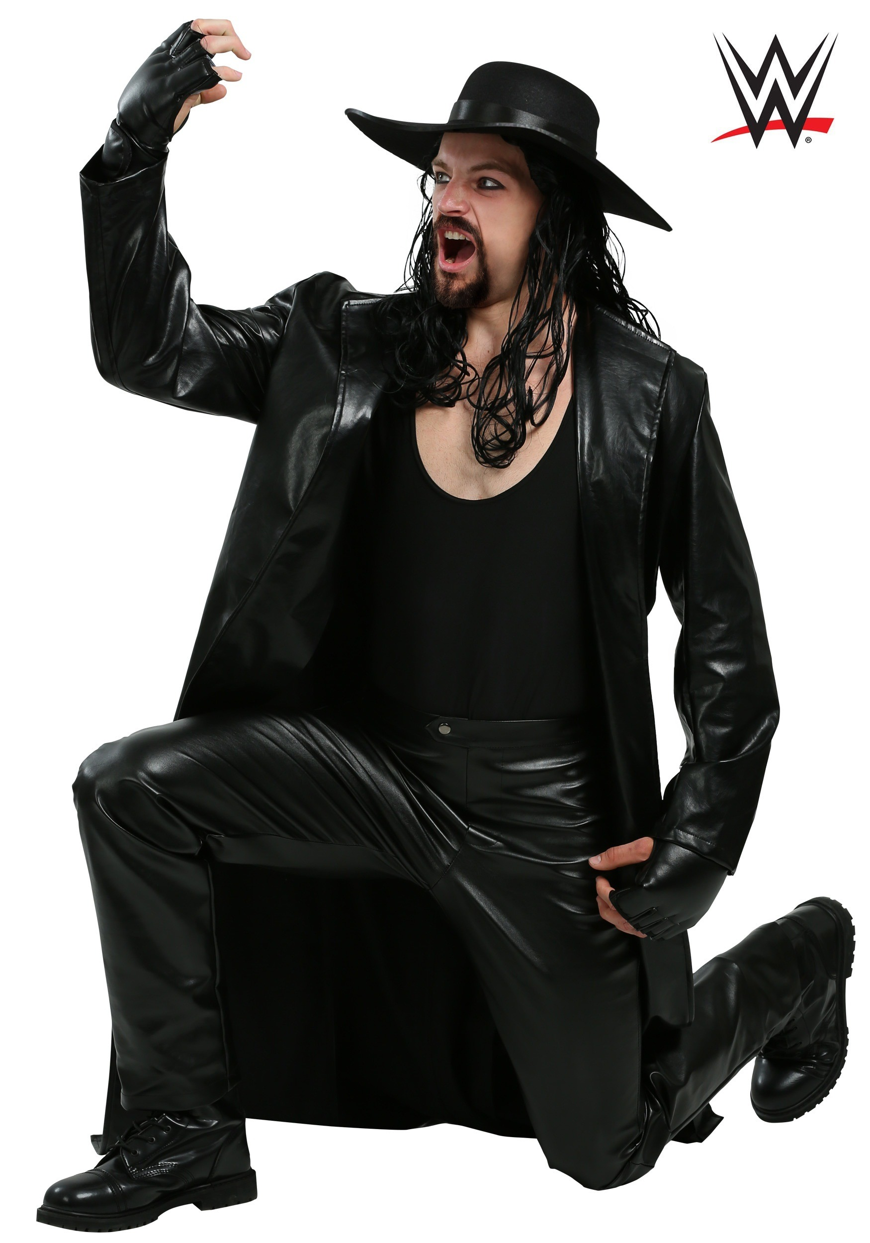 Wwe Undertaker Costume For Men