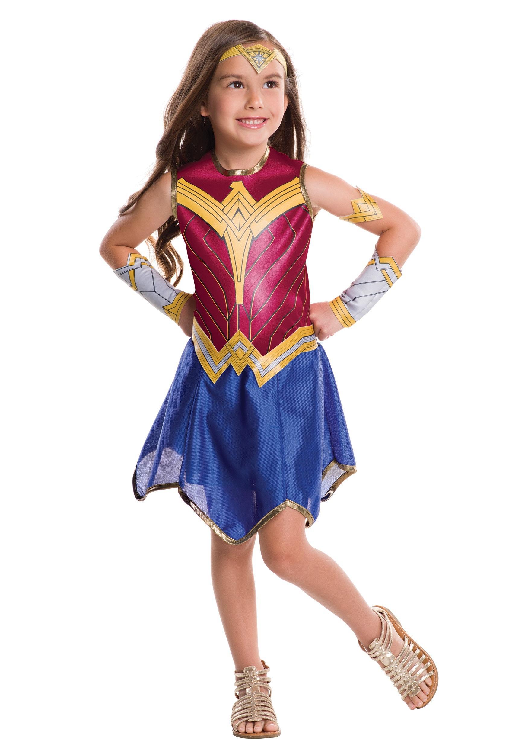 Wonder Woman Halloween Costume Kids.Child Dawn Of Justice Wonder Woman Costume