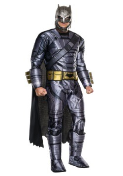 Deluxe Adult Dawn of Justice Armored Batman Costume