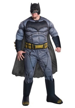 Plus Size Deluxe Dawn of Justice Batman Costume