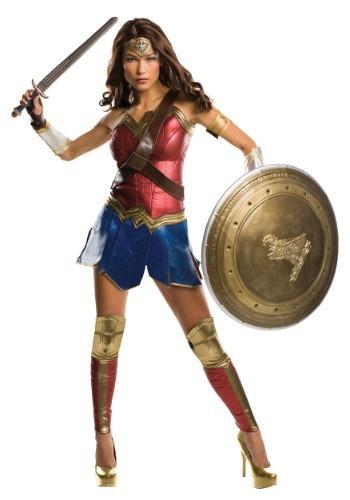 Women's Grand Heritage Dawn of Justice Wonder Woman Costume