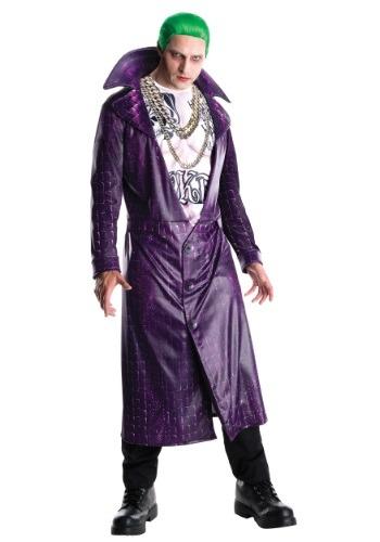 Deluxe Suicide Squad Joker Costume