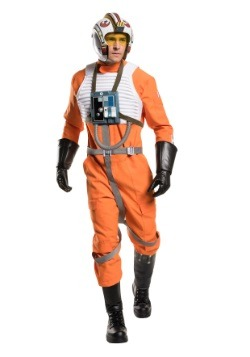Adult X-Wing Pilot Grand Heritage Costume