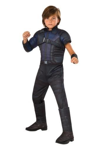 Boys Civil War Hawkeye Deluxe Costume