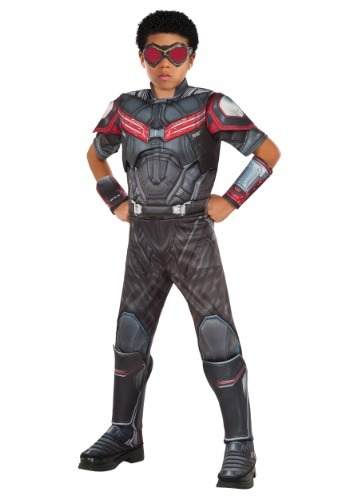 Boys Civil War Falcon Deluxe Costume