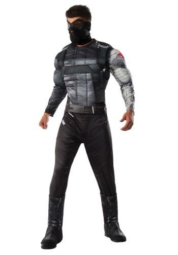 Men's Deluxe Civil War Winter Soldier Costume