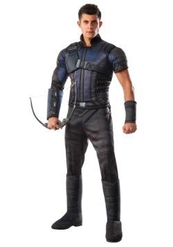Men's Deluxe Civil War Hawkeye Costume