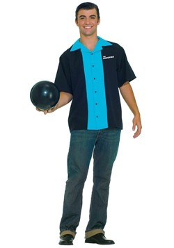 Plus King Pin Bowling Shirt