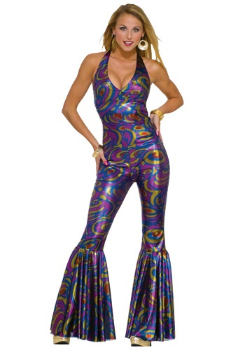 Sexy Disco Jumpsuit