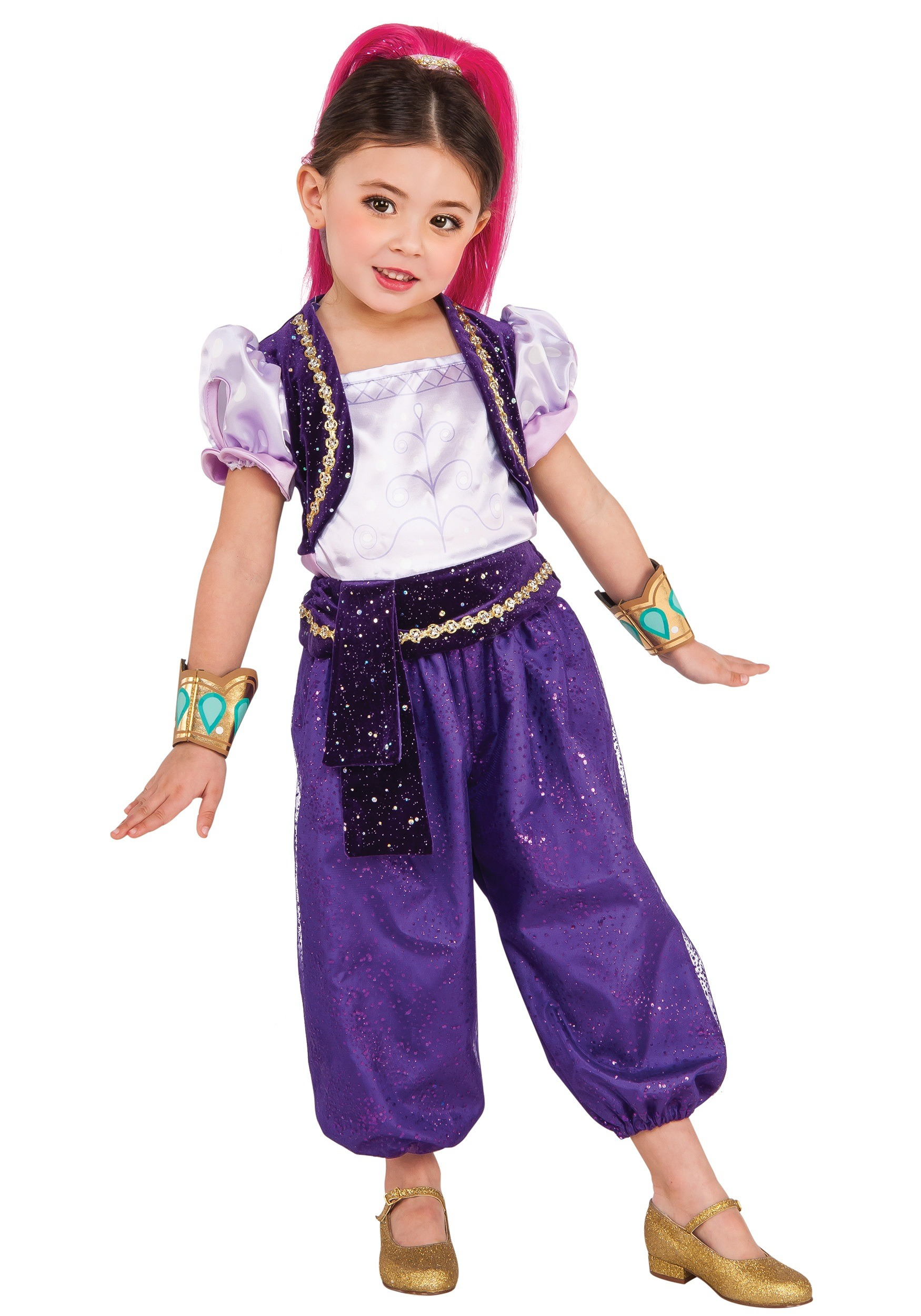 Girls Deluxe Shimmer Costume  sc 1 st  Halloween Costumes UK & Girls Costumes - Girls Halloween Costumes