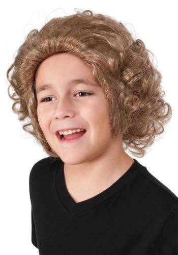 Boys Willy Wonka Wig