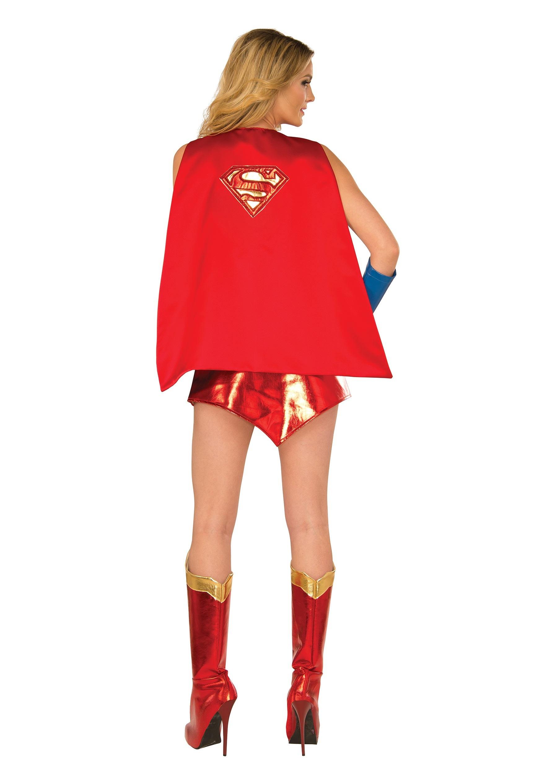 SuperGirl Adult Cape Accessory