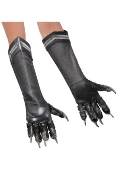 Black Panther Deluxe Adult Gloves