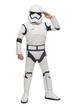 Star Wars The Force Awakens Deluxe Child Stormtrooper