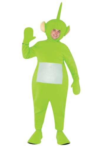 Teletubbies Dipsy Adult Costume