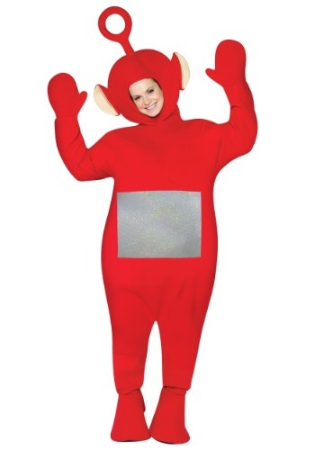 Teletubbies Po Adult Costume