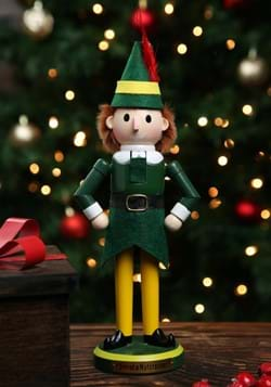 11 Inch Wooden Buddy the Elf Nutcracker