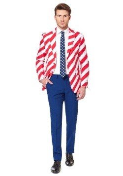 Men's United Stripes Suit