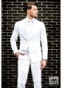 Men's White Knight Suit