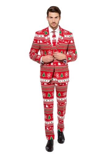 Men's Winter Wonderland Suit