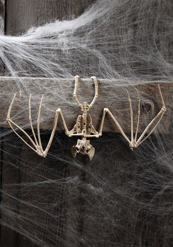 Skeleton Bat Prop