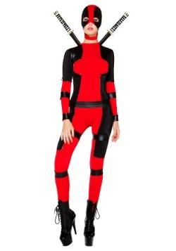 Women's Ms Rebellious Costume
