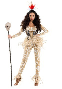Women's Voodoo Seductress