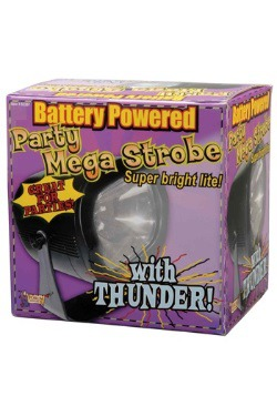 Mega Strobe with Thunder