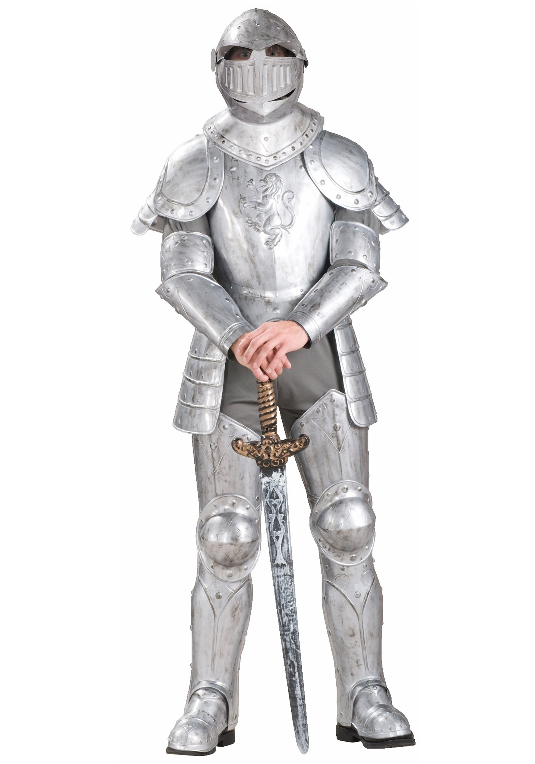 Medieval Knight Costume  sc 1 st  Halloween Costumes UK & Knight Costumes - Renaissance Knight Halloween Costumes