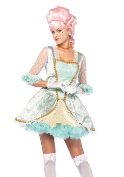 Women's Deluxe Marie Antoinette Costume