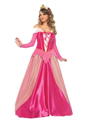 Women's Princess Aurora Costume