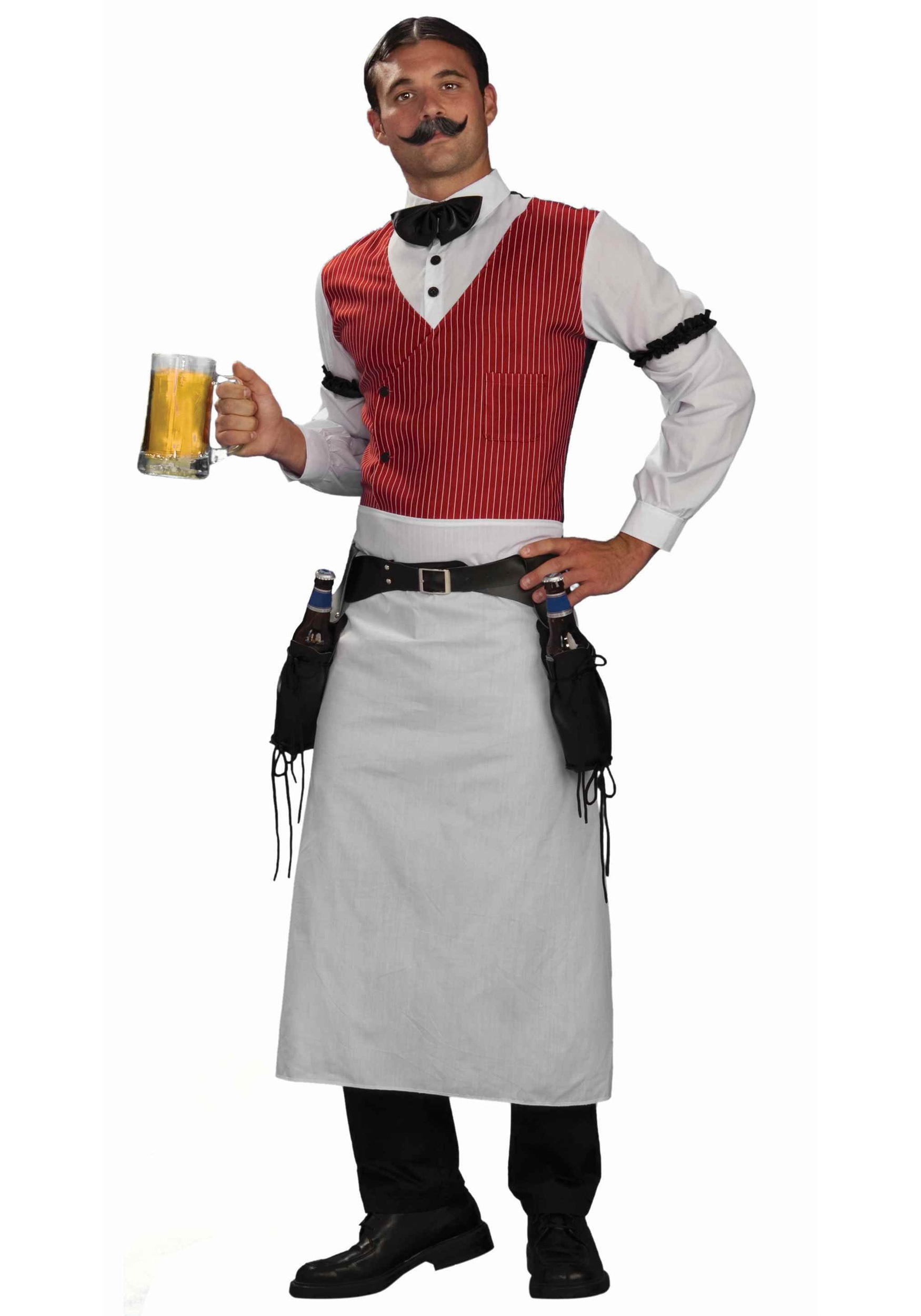 Saloon Bartender Costume  sc 1 st  Halloween Costumes UK : victorian halloween costume  - Germanpascual.Com