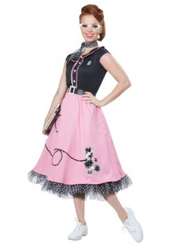 Adult 50's Sweetheart Costume