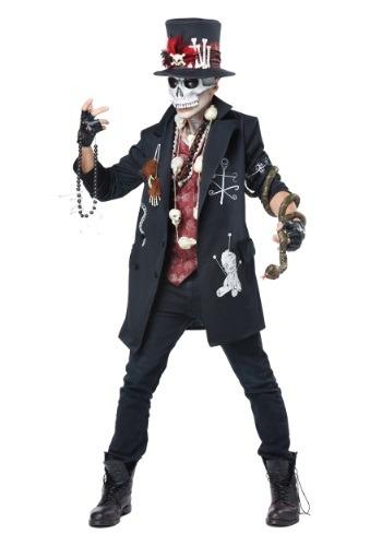 Adult Voodoo Dude Costume