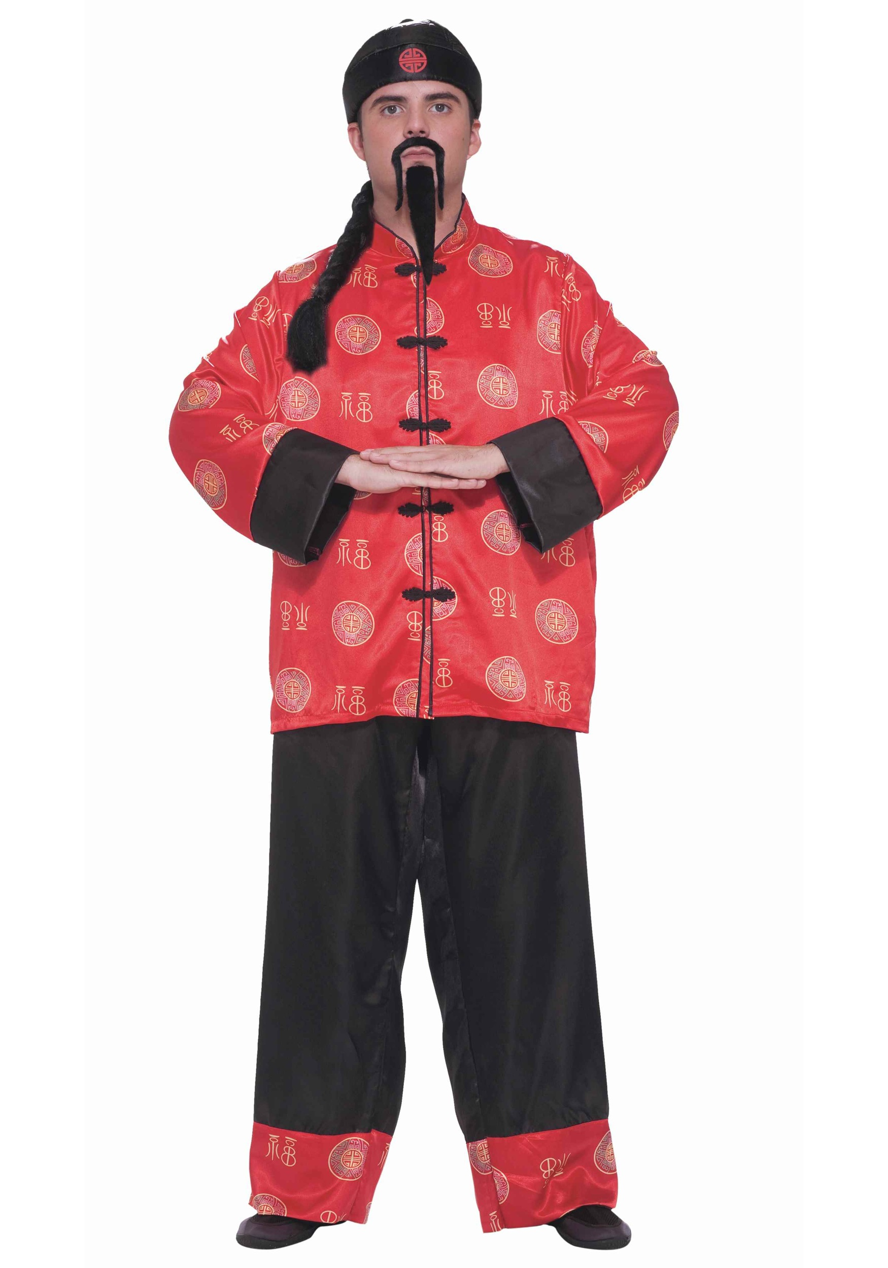 ... chinese gentleman costume ...  sc 1 st  Best Kids Costumes : geisha fancy dress costume  - Germanpascual.Com