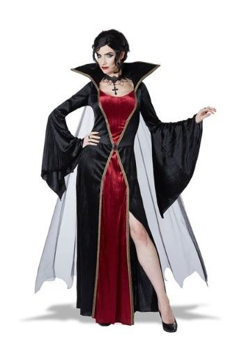 Plus Size Classic Vampire Costume