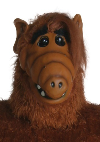 Adult Overhead ALF Mask