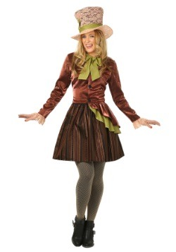 Womens Mad Haddie Costume
