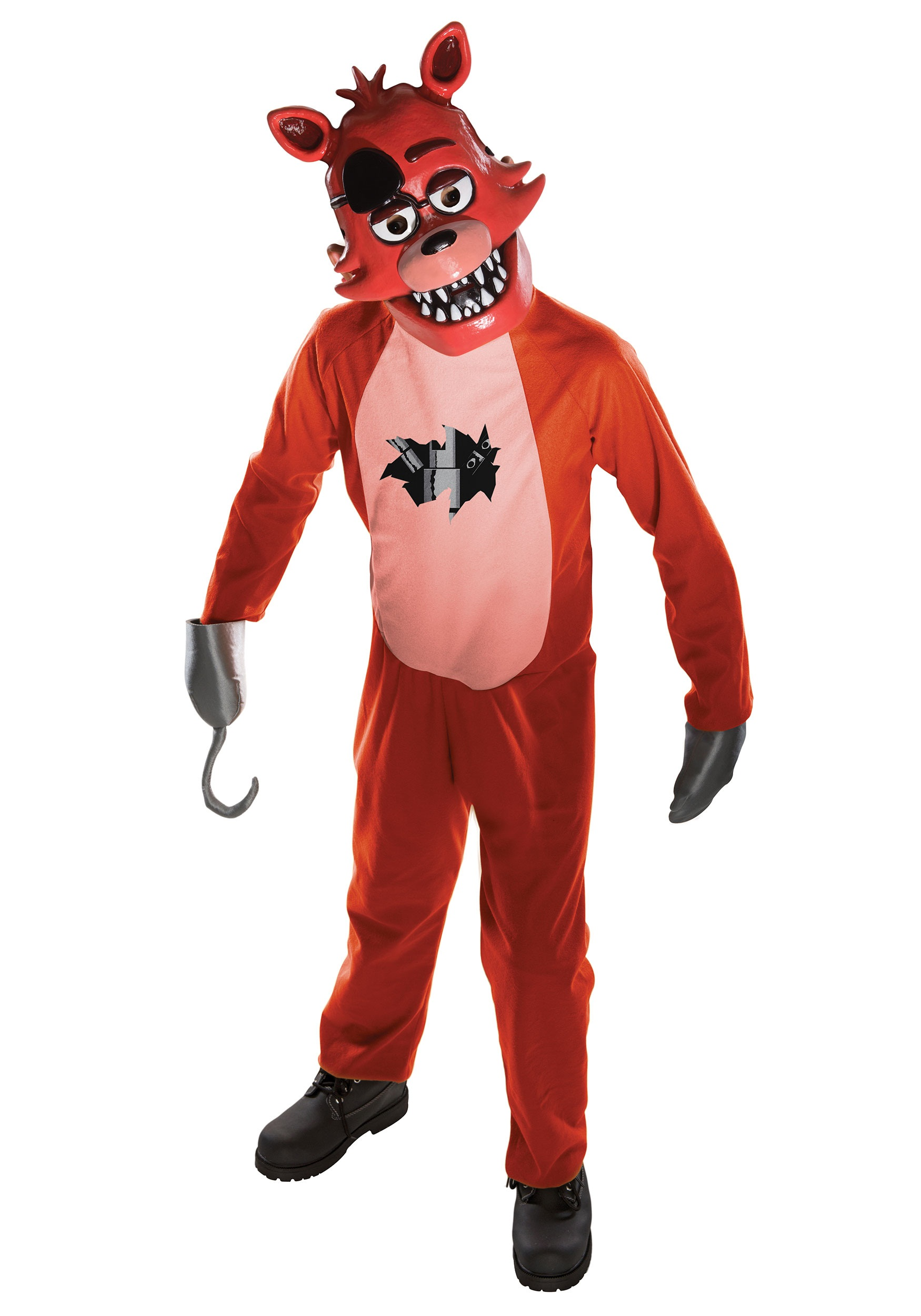 five nights at freddys child foxy costume - Scary Halloween Costumes For Children
