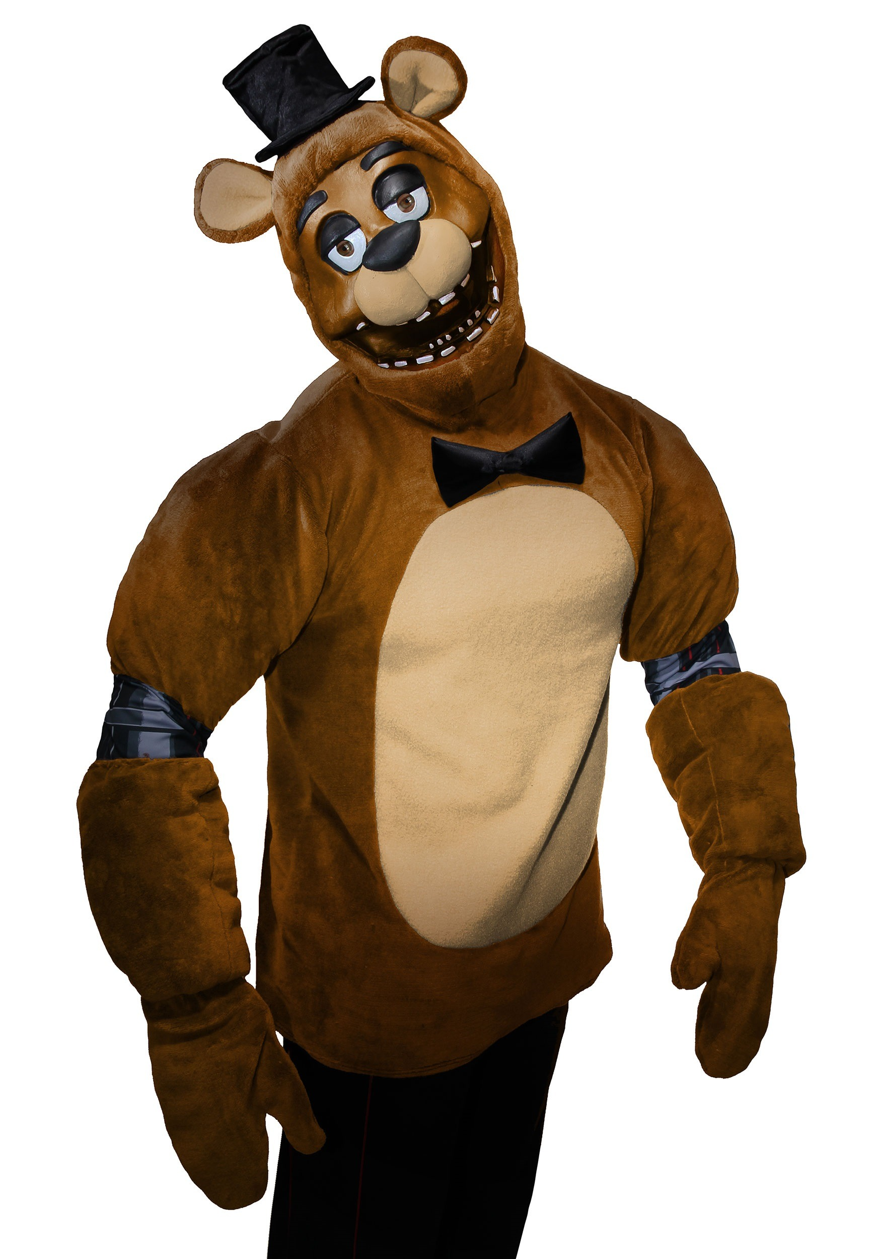 Five Nights At Freddy S Adult Freddy Costume