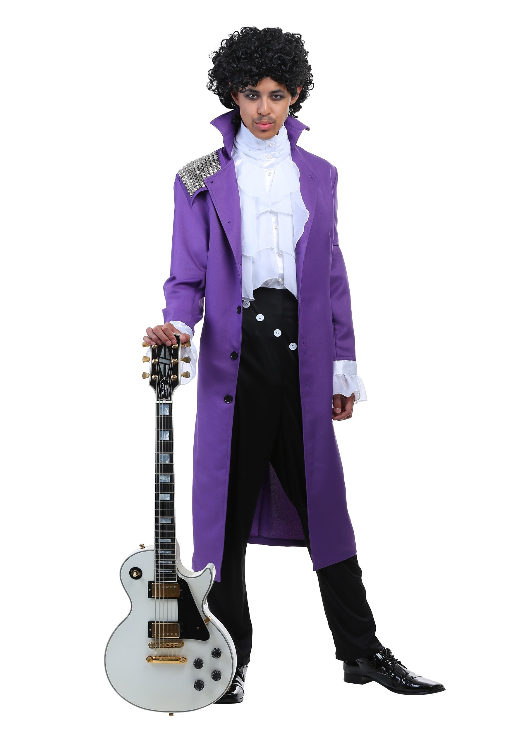 Purple Rock Legend Costume  sc 1 st  Halloween Costumes UK : kids prince costumes  - Germanpascual.Com