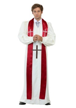 Adult Priest Robe