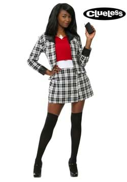 Clueless Dee Womens Costume