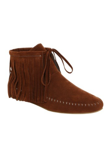Adult Native American Shoes