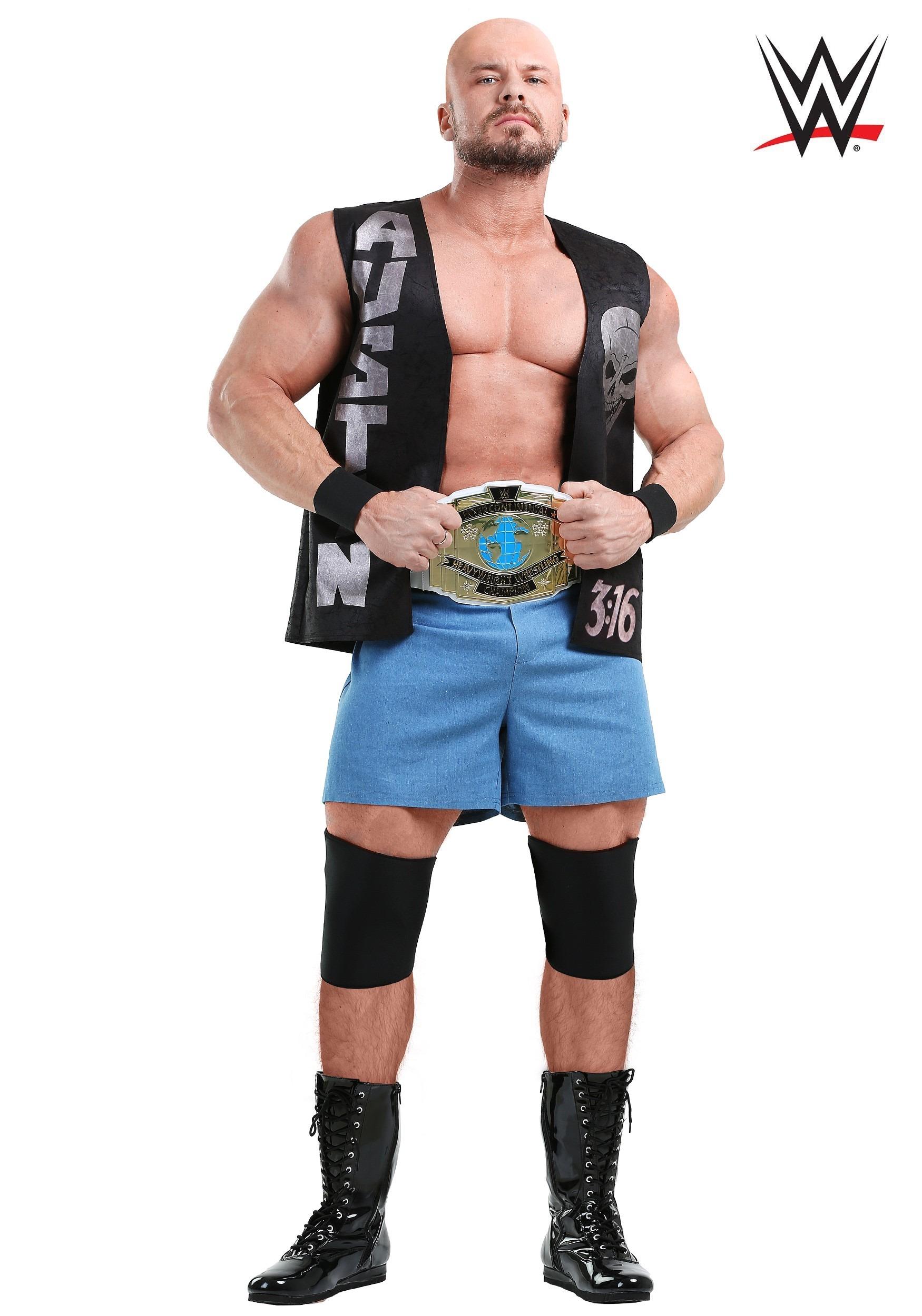 94b76e2fabdc6 Wrestling Costumes - Kids WWE Halloween Costume