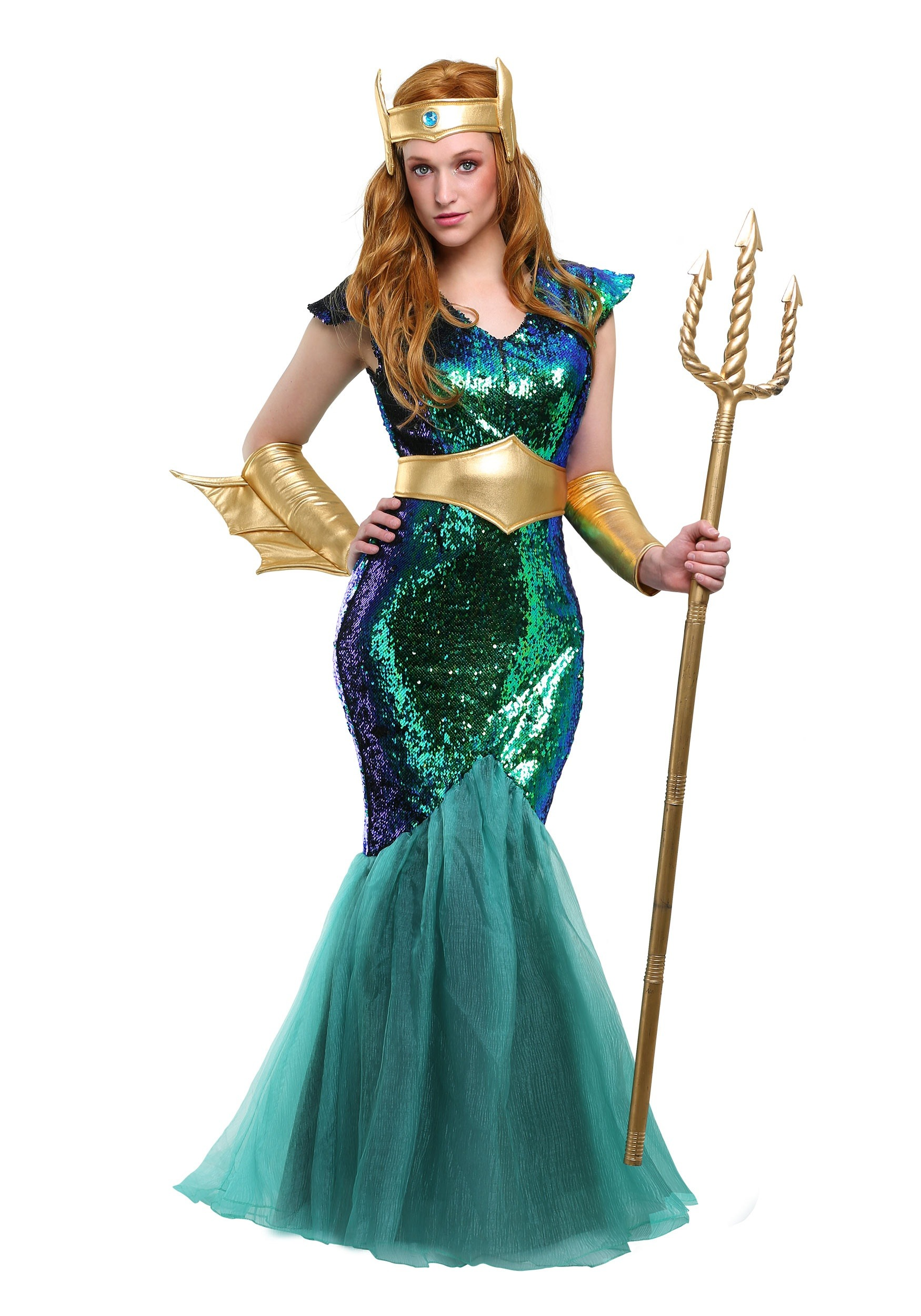 little mermaid costumes adults & high waisted mermaid costume sc 1