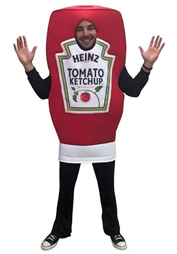 Adult Heinz Ketchup Costume