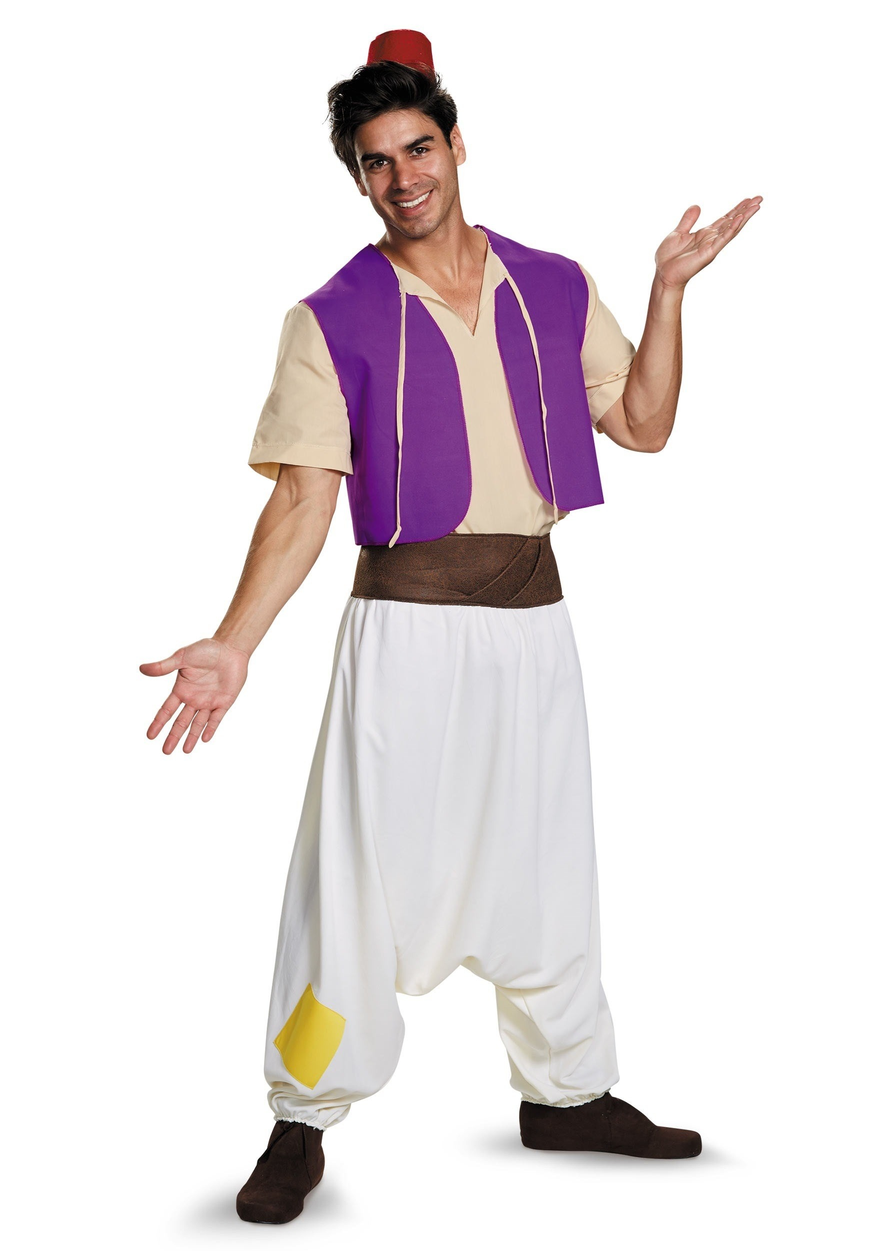Aladdin Street Rat Adult Costume  sc 1 st  Halloween Costumes UK & Menu0027s Costumes - Adult Mens Halloween Costume