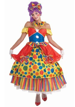 Big Top Belle Clown Costume